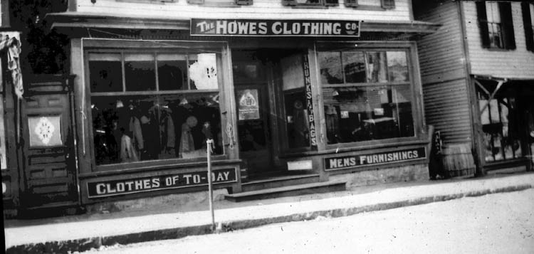 David Grimes Armour men's clothing store at 704 S. 4th street celebrates Philly Black Pride